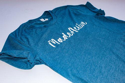 MadeActive T-Shirt Deep Teal