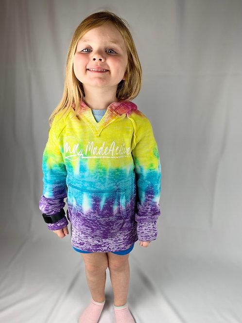 Tie Dye Hoodie- Kids