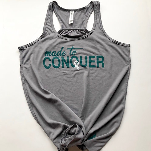 Made to Conquer Tank