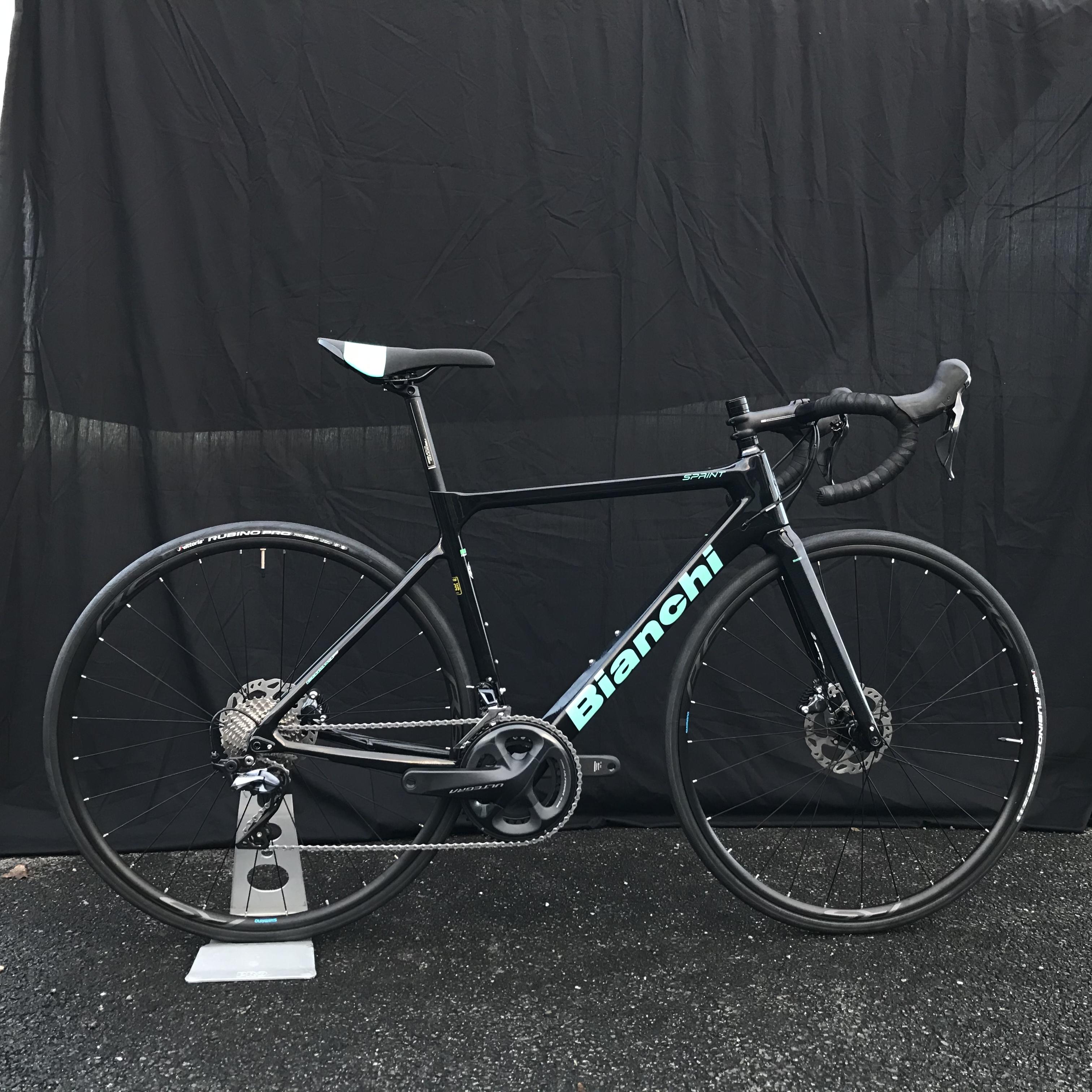 Bianchi Sprint disc