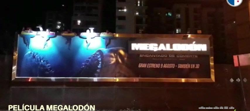 Estreno Película MEGALÓDON