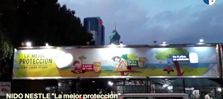 """Nido Nestle """"La mejor protección"""""""