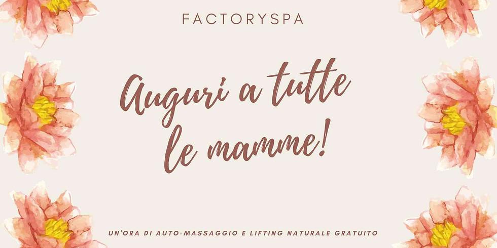 Festa Della Mamma Automassaggio