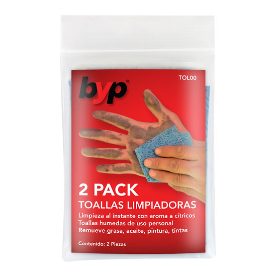 Toallas Multipropósito (2 pack)