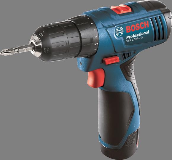 Taladro Atornill. 12V GSR1200-2-LI Bosch