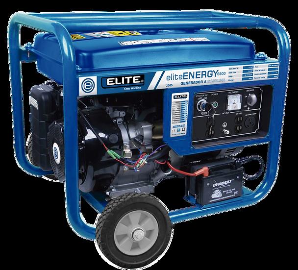Generador Portatil 6.5KW 1HP 2G65