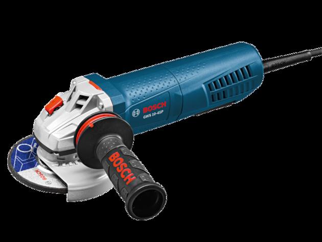 """Esmeriladora 4 1/2"""" GWS 10-45P DE Bosch"""
