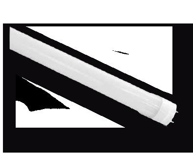 Tubo LED 20W Reflector Bco Luz Blca