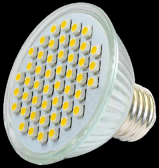 Lámpara LED 5W Tipo SMD Luz Blca