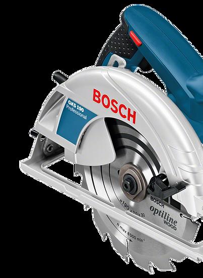 Sierra Circular 7 1/4 1400W GKS190 Bosch