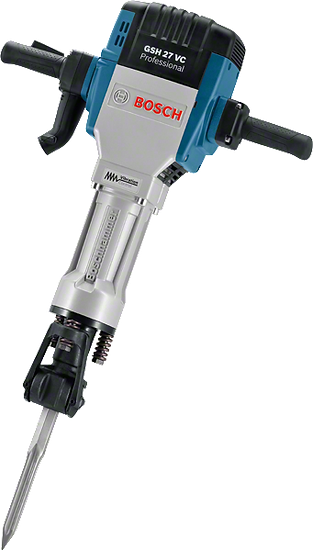 Martillo Demoledor 2000W GSH 27 VC Bosch