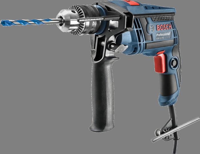 Taladro Impacto 1/2 600W GSB 13 RE Bosch
