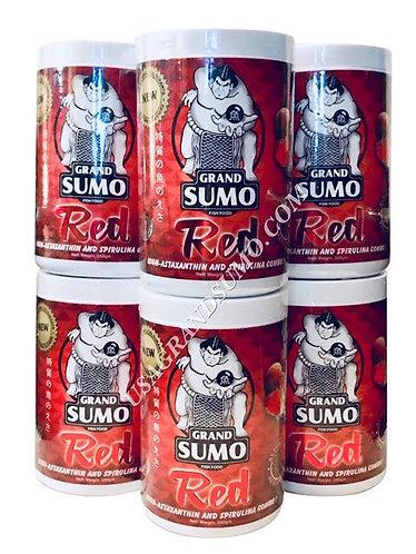 6 GRAND SUMO RED