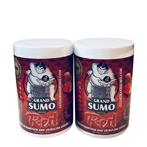 2 GRAND SUMO RED
