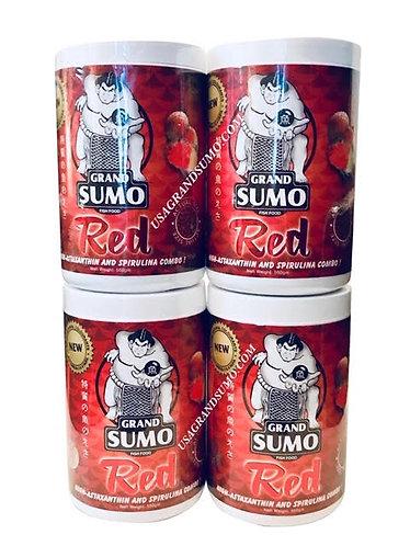 4 GRAND SUMO RED