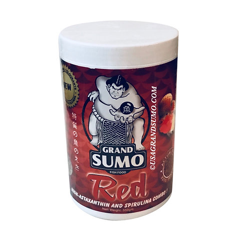 GRAND SUMO RED 550 GRAMS