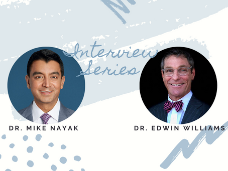 Interview with Dr. Mike Nayak