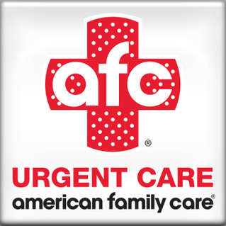 Injured or ill? Visit AFC Urgent Care