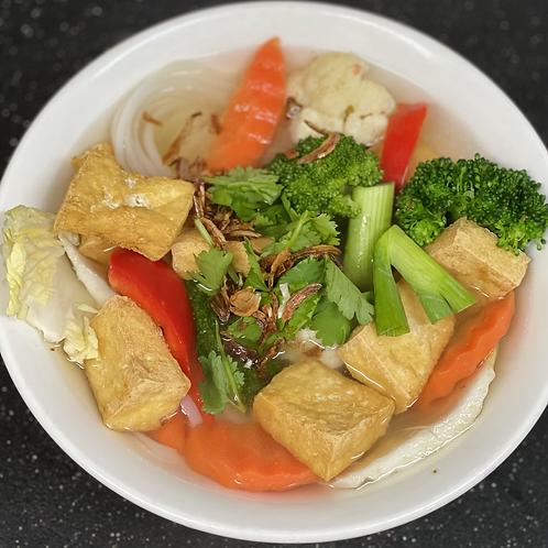 Soupe légume (Végétarien)