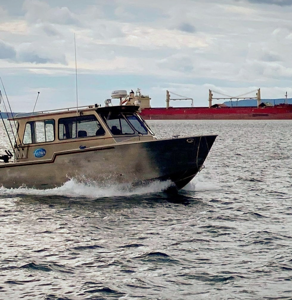 Archie's Charters   32' Stanley