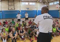 Mike _Stinger_ Glenn Basketball Camp