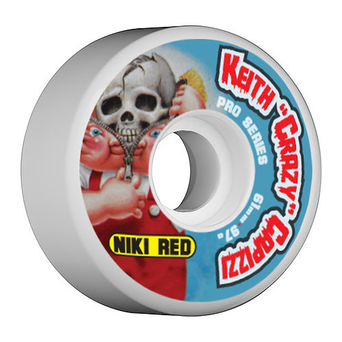 """Keith """"Crazy"""" Capizzi 61mm 97a"""