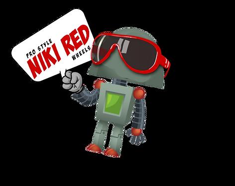 Niki Red Robot