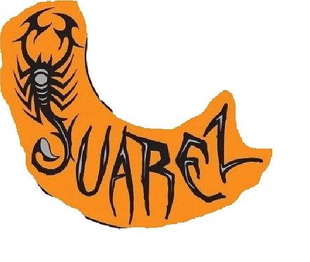 Niki Red Juarez Orange Scorpion  COMING SOON