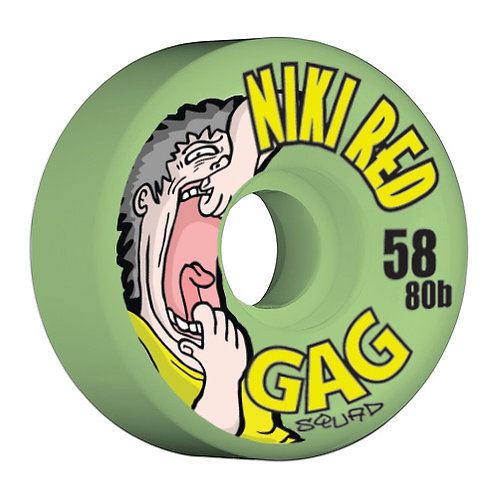 Gag Squad  58mm 80b