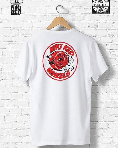 Niki Red Tee