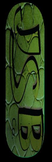 Green Crock Dec