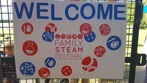 Welcome to Family STEAM Festival