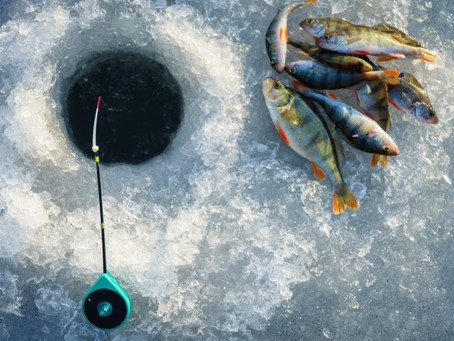 Safety On The Ice - Ice Fishing