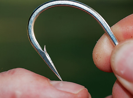 Are You Losing Fish Because Your Hook Isn't Sharp?