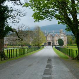Killarney National Park, Ireland - Muckross Abbey, Muckross House, Torc Waterfall, Ross Castle