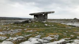Poulnabrone Dolmen, Burren Region