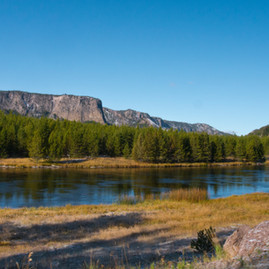 Exploring Yellowstone National Park by Car - Wyoming