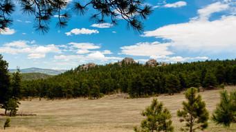 Hiking in Alderfer/Three Sisters Park - Jefferson County, Colorado