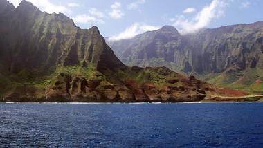 Na Pali Coast State WildernessPark, Kauai