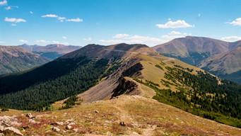 "Butler Gulch ""Lollipop Loop"" Trail – Arapaho National Forest, Colorado"