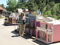 Tiny Town, Colorado