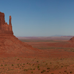 Monument Valley Navajo Tribal Park - Arizona-Utah, U. S. A.