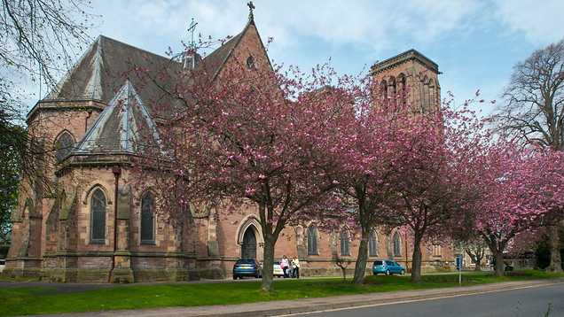 Cathedral Church of St. Andrew, Inverness