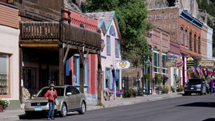 Historic Town of Creede – Mineral County, Colorado