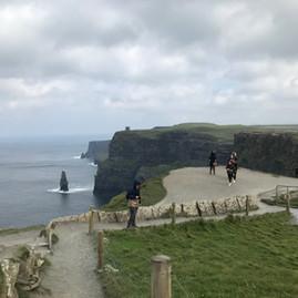 The Burren Region, County Clare, Ireland - Cliffs of Moher, Kilfenora, Burren National Park