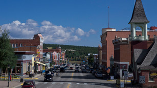 Historic Town of Leadville – Lake County, Colorado