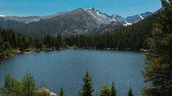 Loop Hike to Bierstadt Lake, Bear Lake and Sprague Lake – Rocky Mountain National Park, Colorado