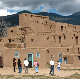 Taos - New Mexico, U. S. A.