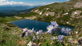 Loch Lomond, Steuart Lake, Ohman Lake & Reynolds Lake – Arapaho National Forest, Colorado