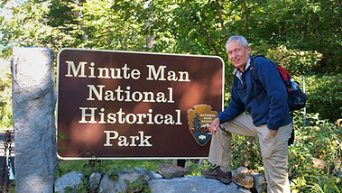 Minute Man National Historical Park, Massachusetts